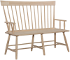 image of Parawood Tall Windsor Bench